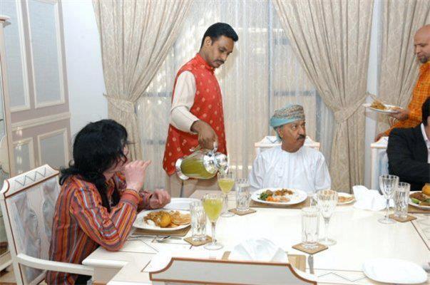 Bahrain dinner